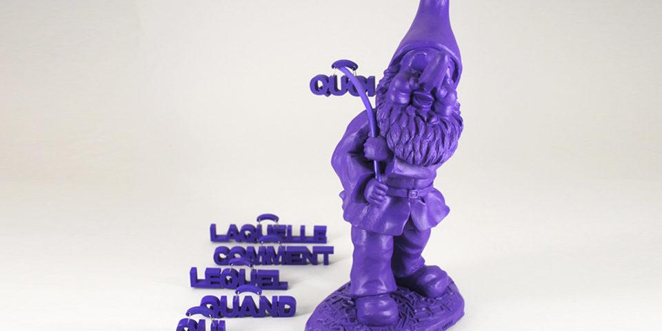 NAIN  PORTE  QUOI    violet