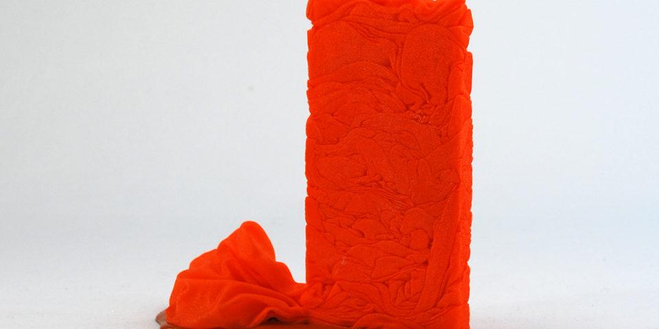 FUITE  EN  AVANT  petite orange A.