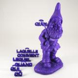 Nain violet 600