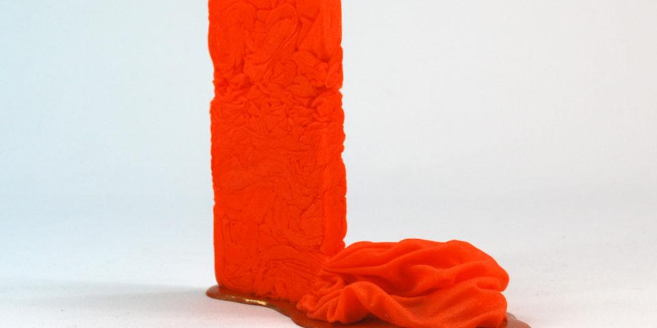 FUITE  EN  AVANT  petite orange B.